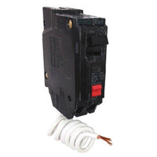 GFCI circuit breaker