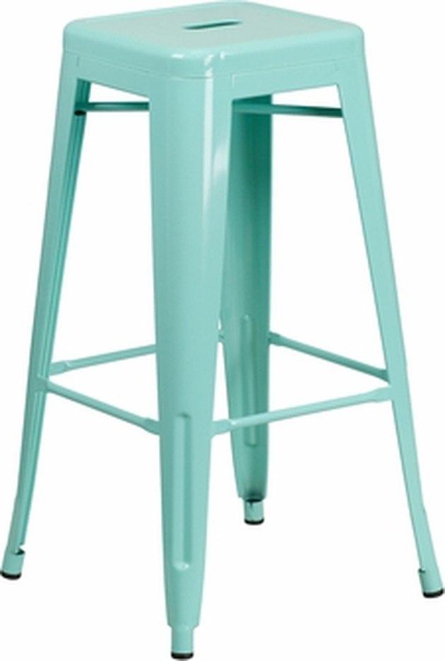 BizChair backless indoor-outdoor stools.