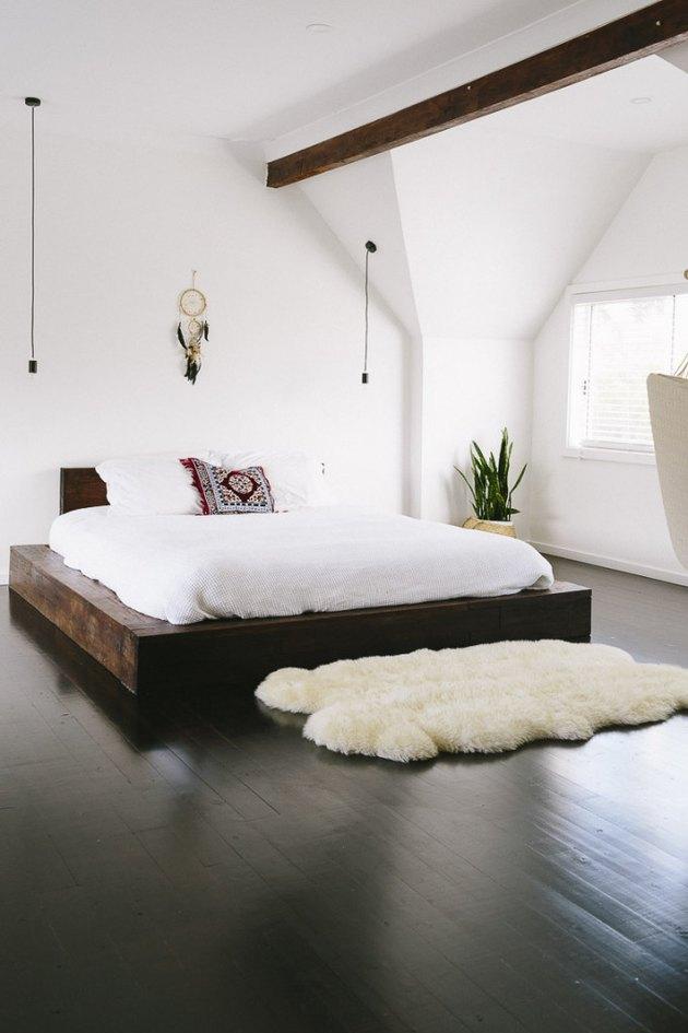 платформа кровать