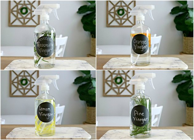 4 natural scent possibilities for boosted cleaning vinegar