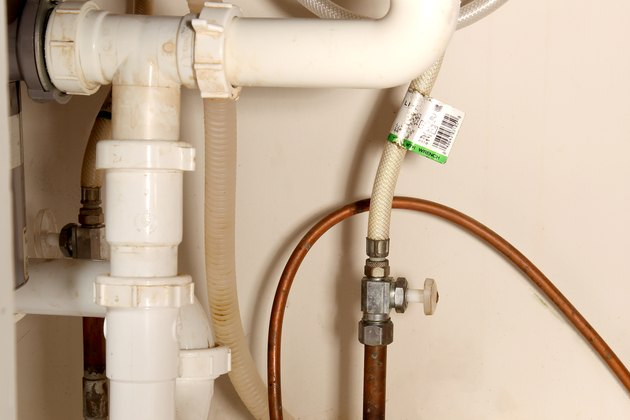 How To Fix A Leaking Moen Kitchen Faucet Hunker