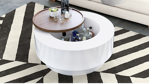 dual purpose coffee table