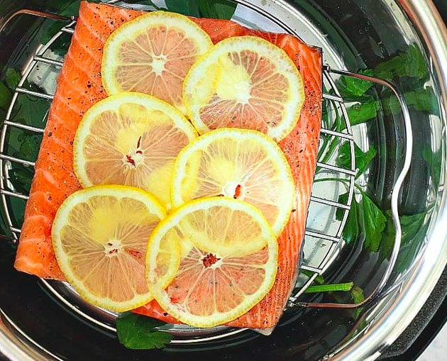 Wholesomelicious Salmon Recipe