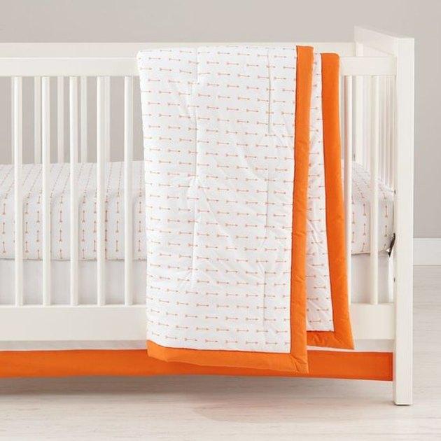 Arrow Crib Bedding