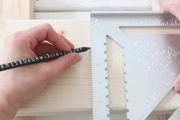 Making a cut line
