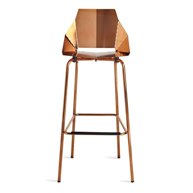 Real Good Copper Bar Stool