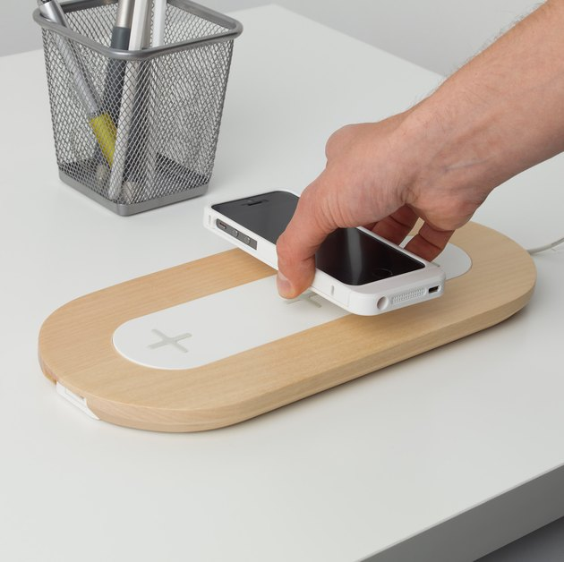 ikea wireless charging pad