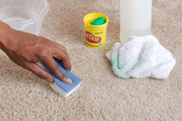 How To Get Play Doh Out Of Carpet Hunker