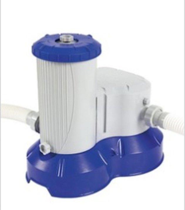 A Bestway filter pump.