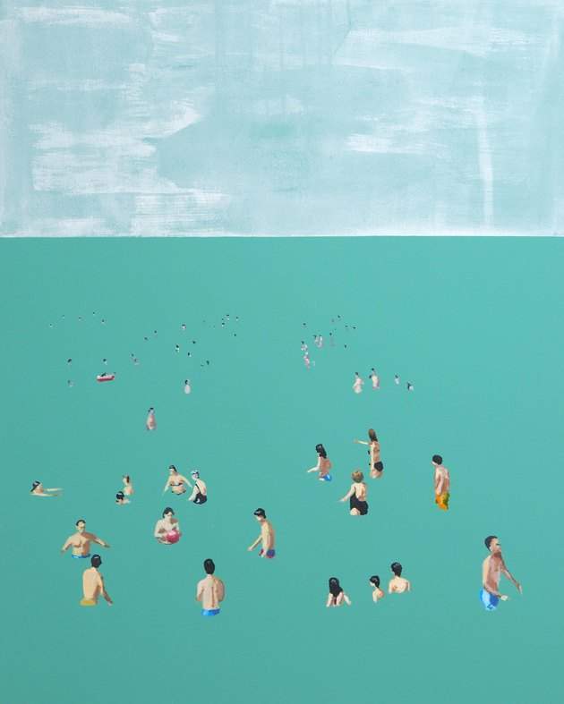 saatchi art limited print