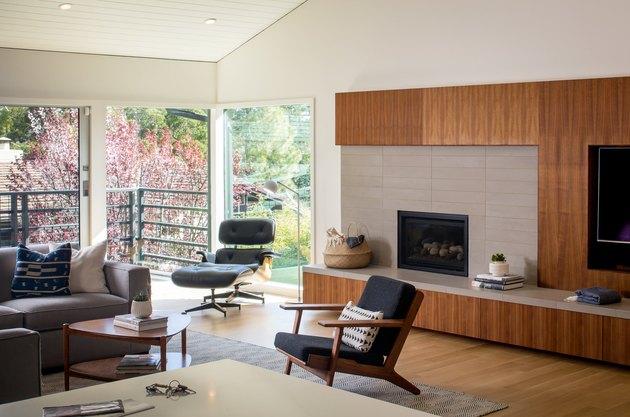 living room den