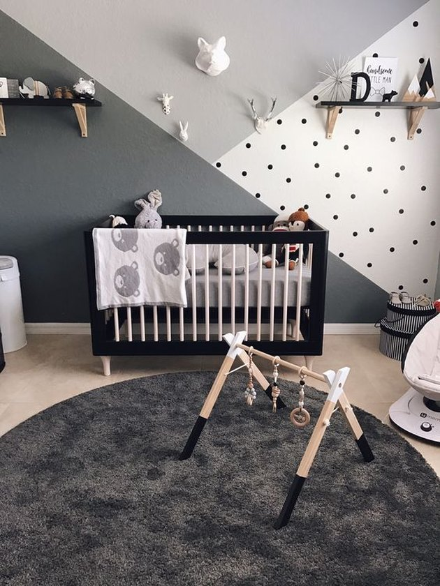 Monochromatic Nursery