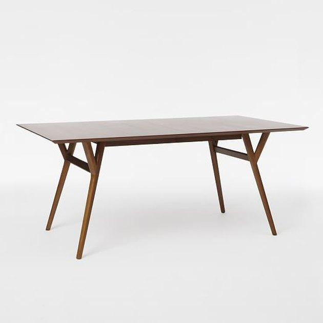 wood mid century modern