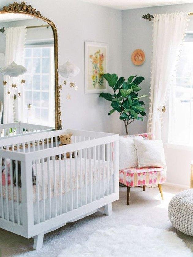 girls nursery
