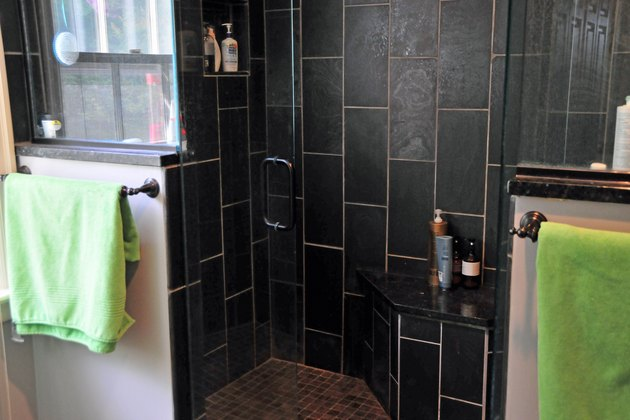 How to Clean Stone Tile in the Shower