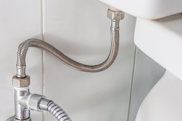 toilet connector