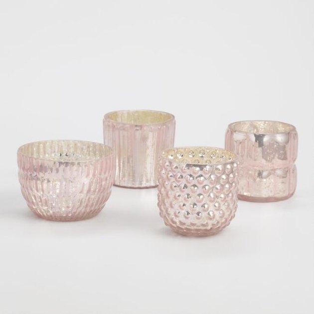pink votives