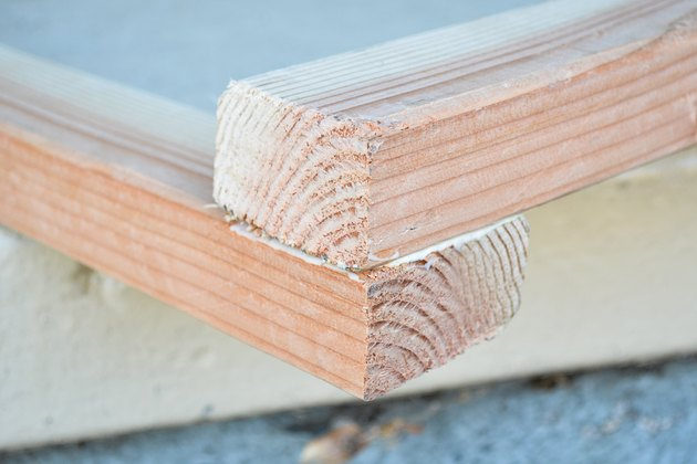 How to Glue Two Pieces of Wood Together