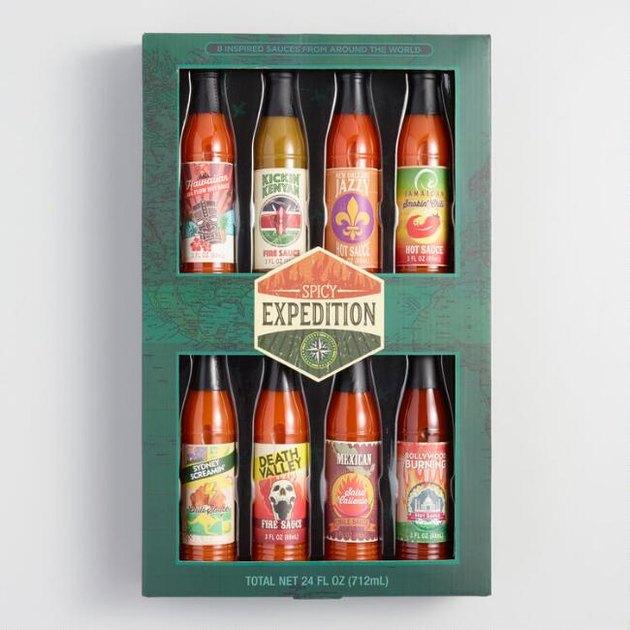 hot sauce set