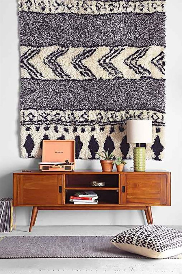 Magical Thinking Geo Shag Rug Urban Outfitters
