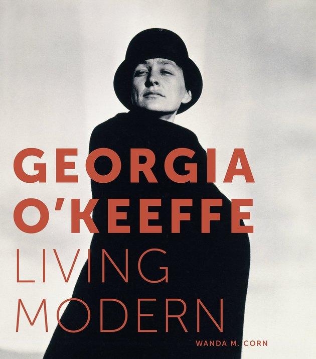 Georgia O'Keeffe Living Modern