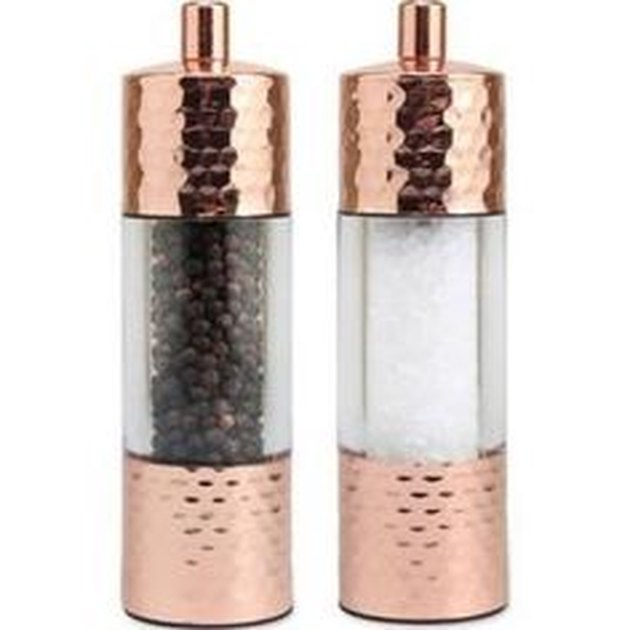 Copper Salt and Pepper Grinders
