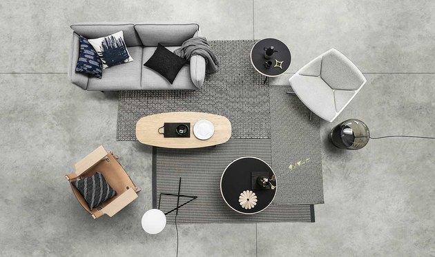 Sania Pell rugs