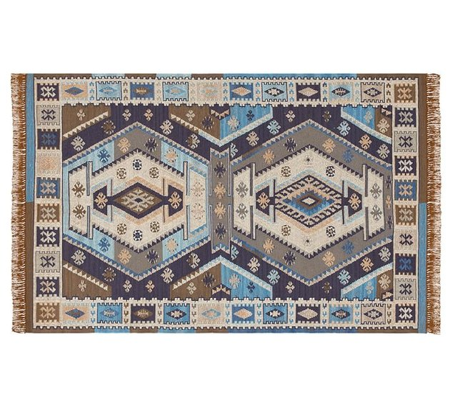 Pottery Barn Kilim Outdoor Rug