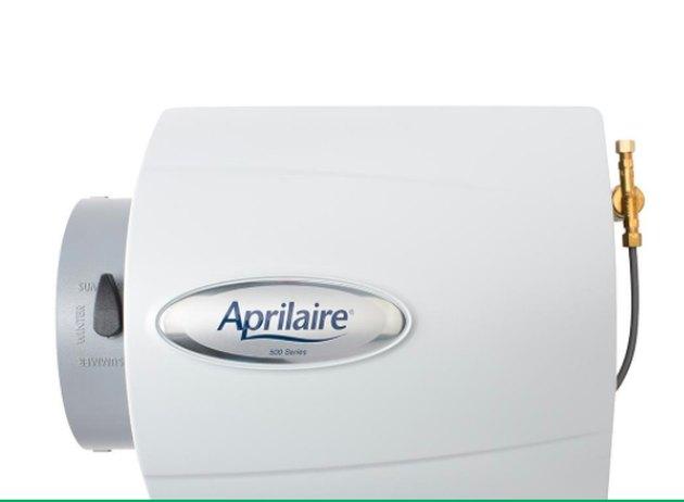 Aprilaire whole-home dehumidifier.