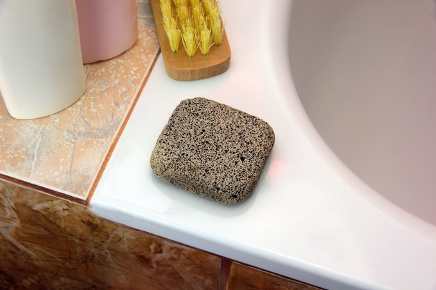 How To Clean A Toilet With Pumice Stone Hunker