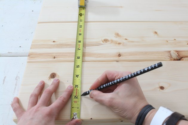 Making the mark