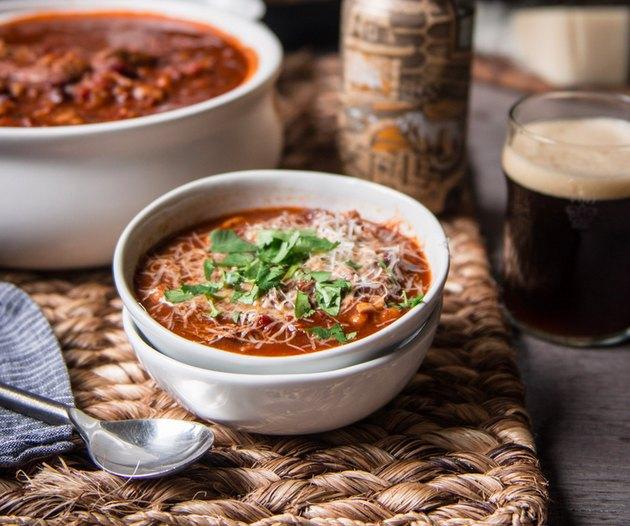 Jackie Dodd's Duck Ale Chili Recipe