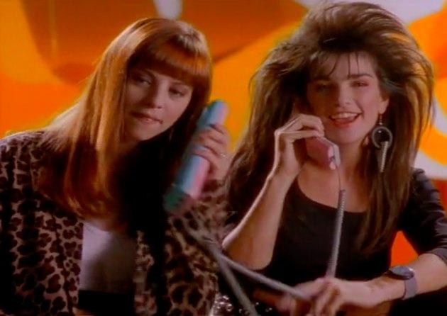 swatch phone ad '80s