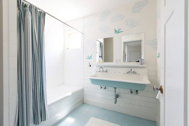 Renovated Bungalow Queen Anne Seattle Modern Design Refurbished Sink