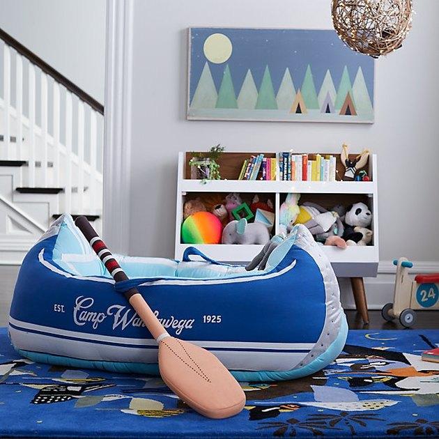 plush canoe