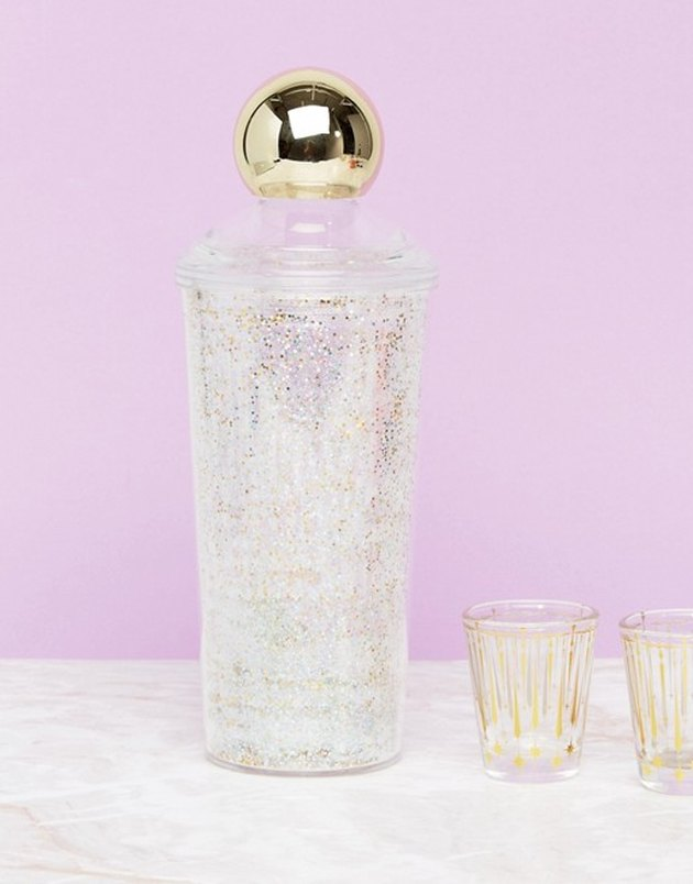 Ban.Do Glitter Cocktail Shaker