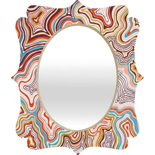 Deny Designs mirror.