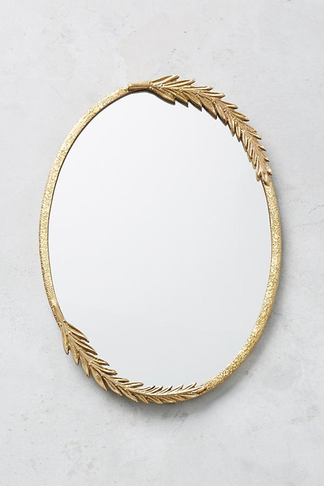Anthropologie mirror.