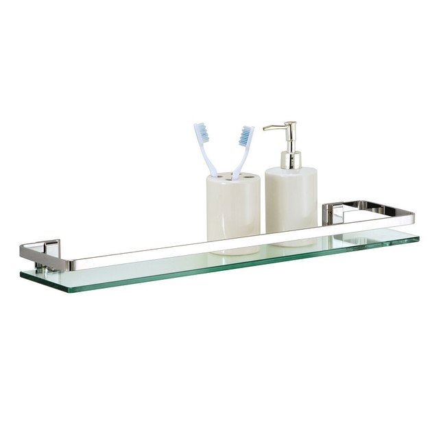 Kohl's Glass Bathroom Shelf