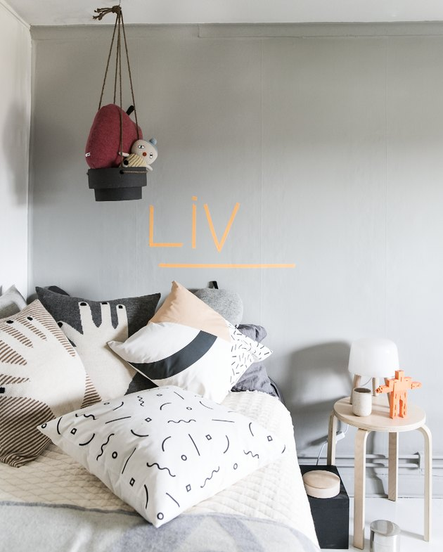 personalized decor kids room