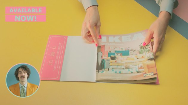 ikea catalog cover