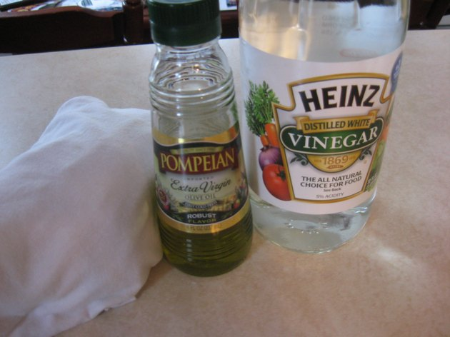 How To Clean Stainless Steel With Vinegar Hunker