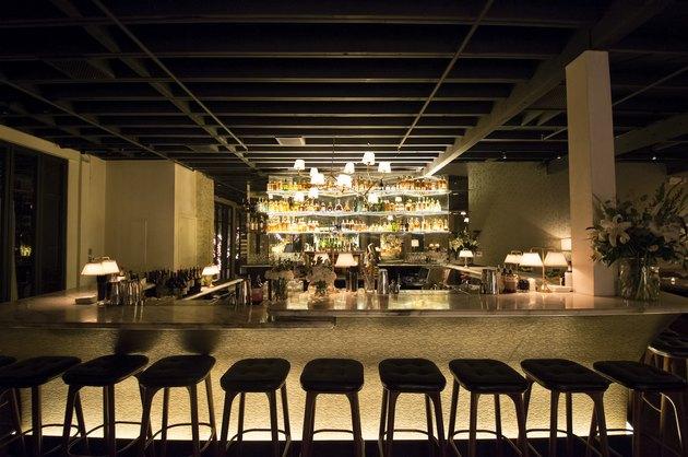 Bar at Ysabel