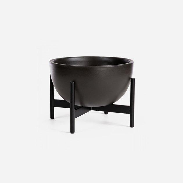 Modernica tabletop bowl pot.