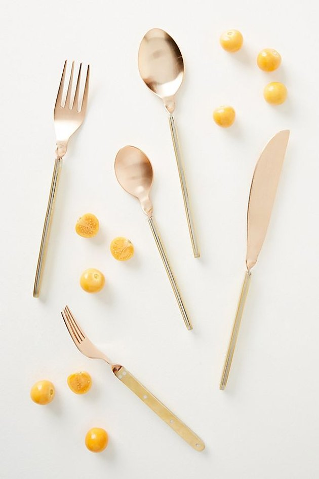 Anthropologie Hettie Flatware