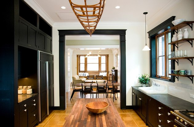Genius Ways to Use Black Trim