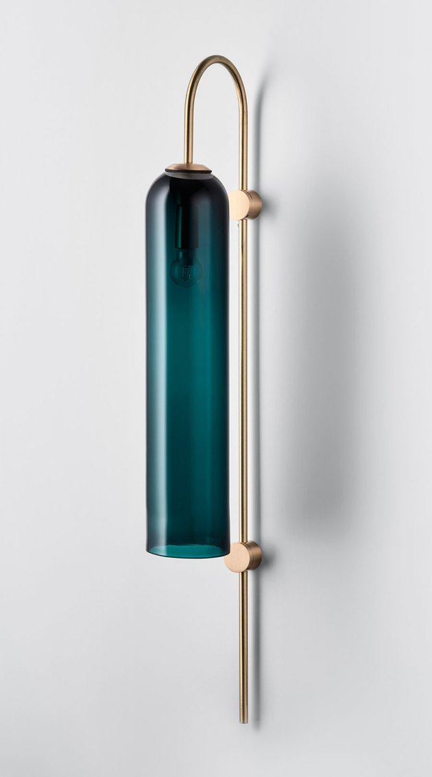 articolo lighting emerald wall sconce