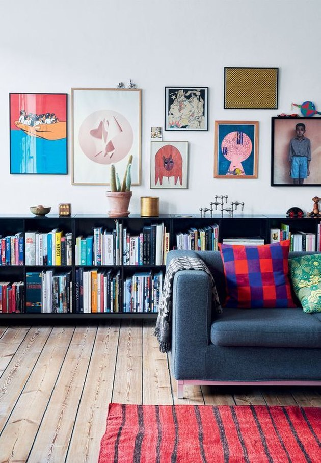 Swoon-Worthy Home Libraries We Found on Pinterest