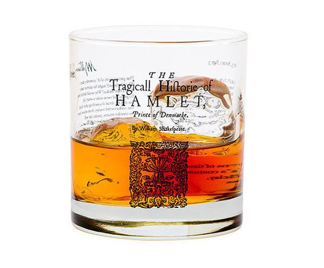 Hamlet Cocktail Glass