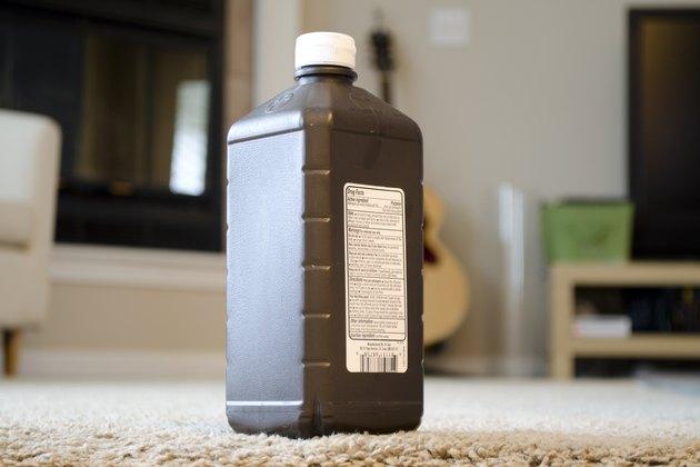 Hydrogen Peroxide As A Carpet Cleaner Hunker